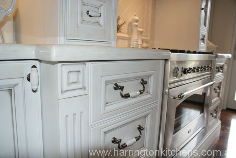 French Provincial Kitchen Handles Harrington Kitchens French