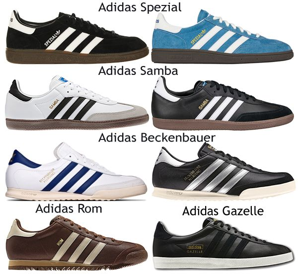 samba vs gazelle adidas