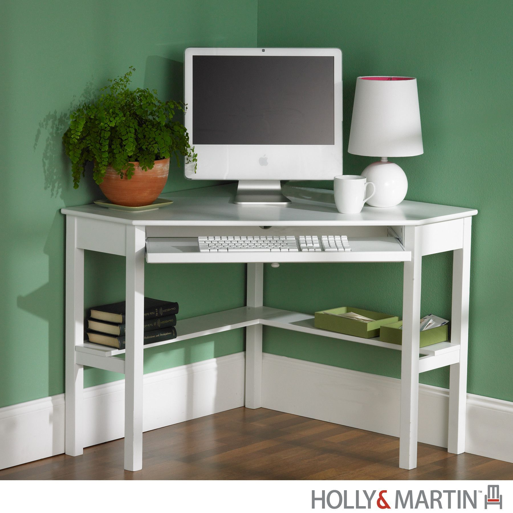 buy holly  martin alexander corner computer deskwhite at harvey  - buy holly  martin alexander corner computer deskwhite at harvey  haleyfor only