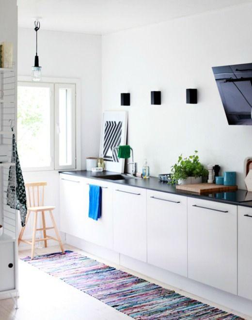 北欧風インテリアなおしゃれキッチン事例 キッチン おしゃれ 自宅で