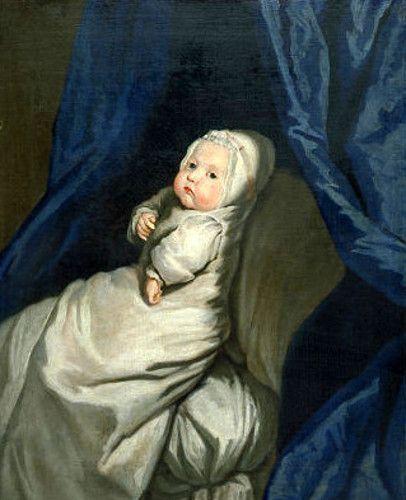 Mary Beale (1633 – 1699, English)