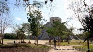 Tour - Mayans Explorers (booked this one for 1/16/2014 to Chichen Itza, etc)