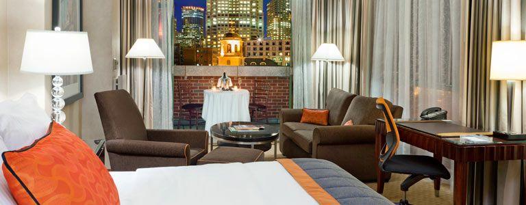 Hotels near Blue Hills Bank Pavilion - Seaport Boston Hotel