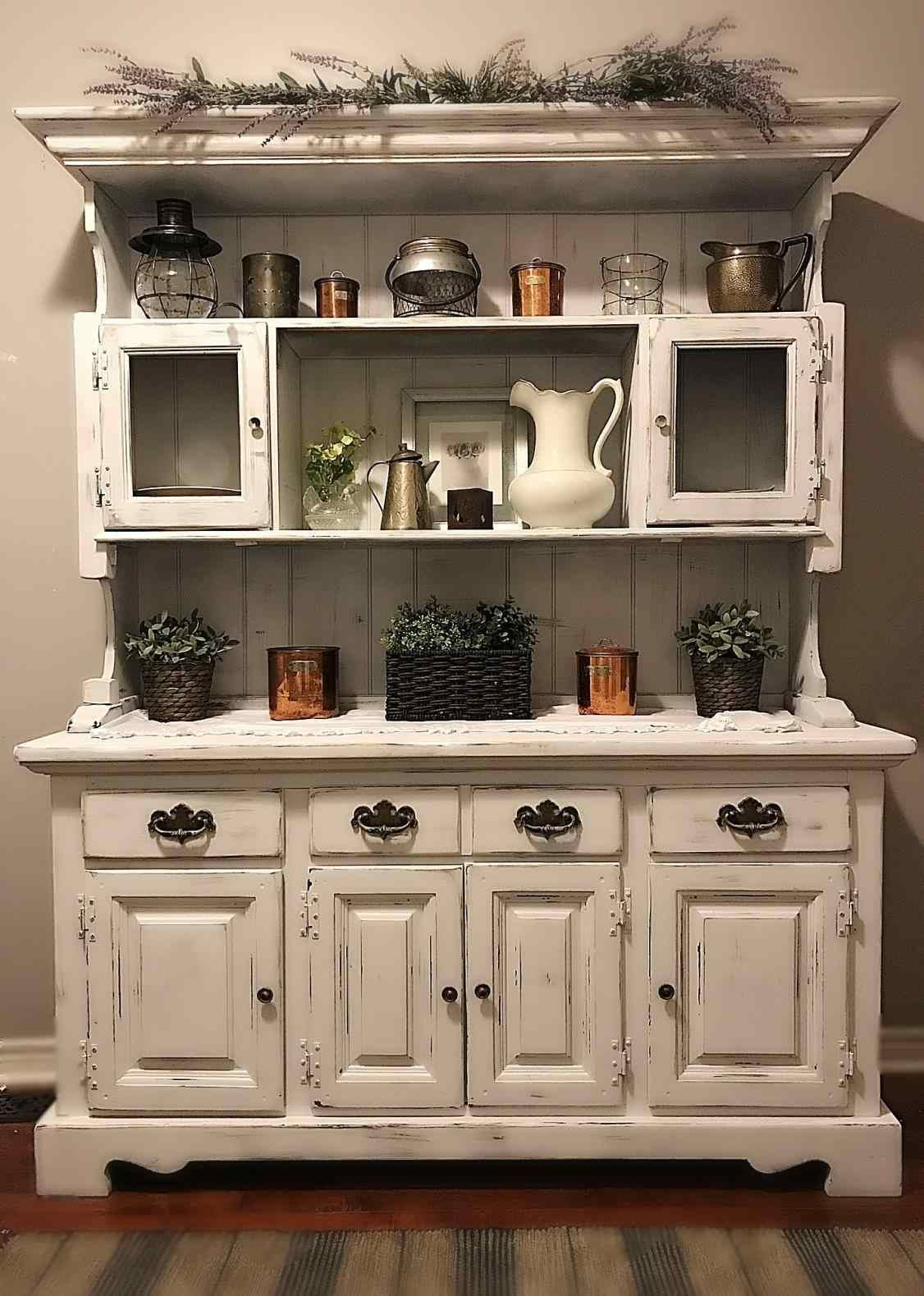 Marvelous Country Kitchen Cabinets For Sale | Farmhouse Hutch For Sale | Siudy.net