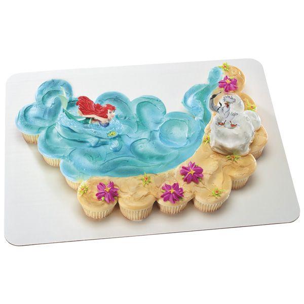 Little Mermaid - Ariel & Scuttle Pull-A-Part