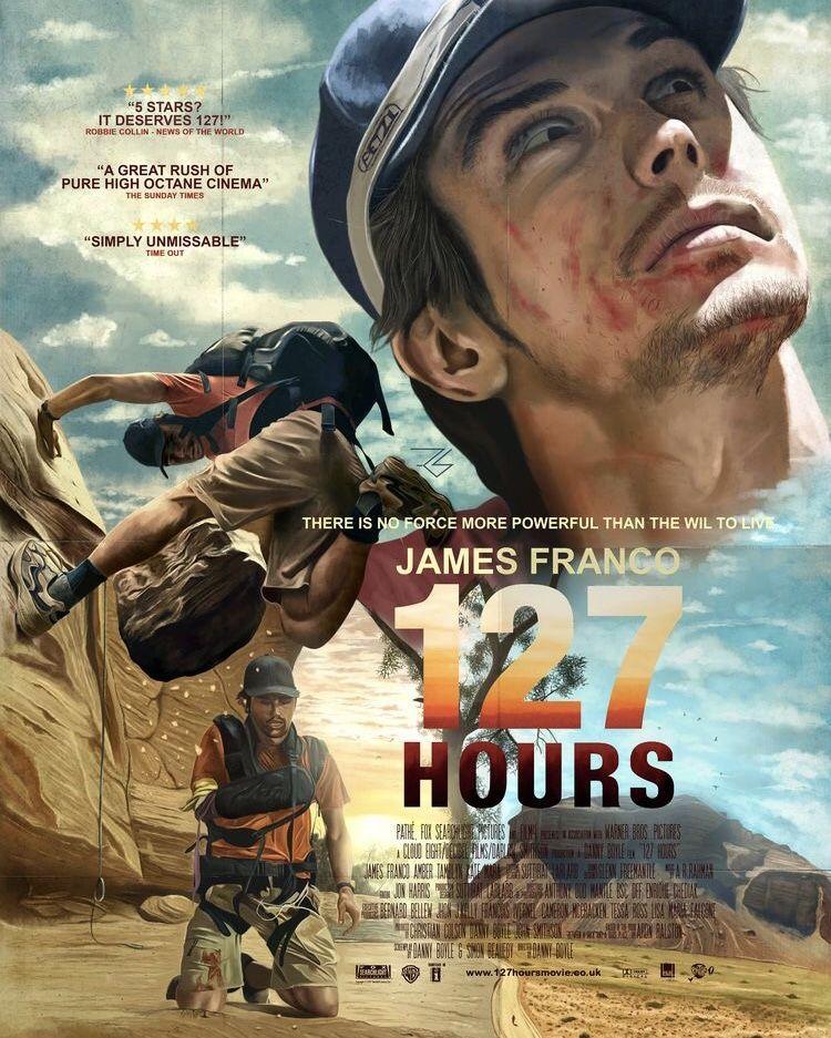 127 Hours 9 10 2010 Movies To Watch Hindi Inspirational Movies Suspense Movies