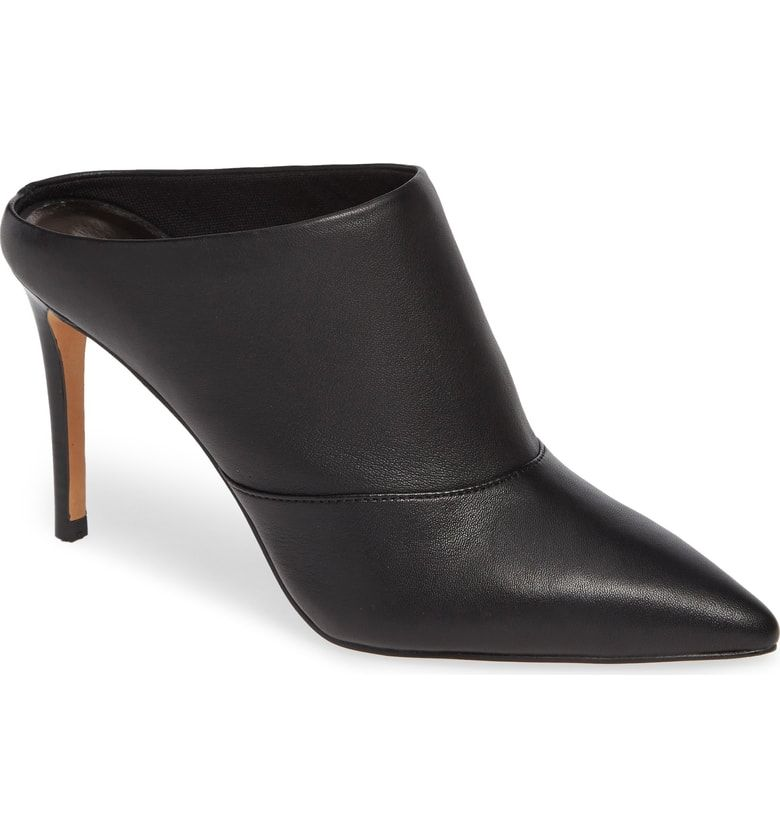 29e1b9e36de Free shipping and returns on Dolce Vita Cinda Pointy Toe Mule (Women) at  Nordstrom.com. A setback stiletto heel balances the perfectly pointed toe  and ...