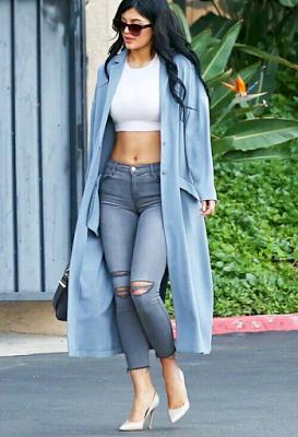 outfits con Abrigos de Moda