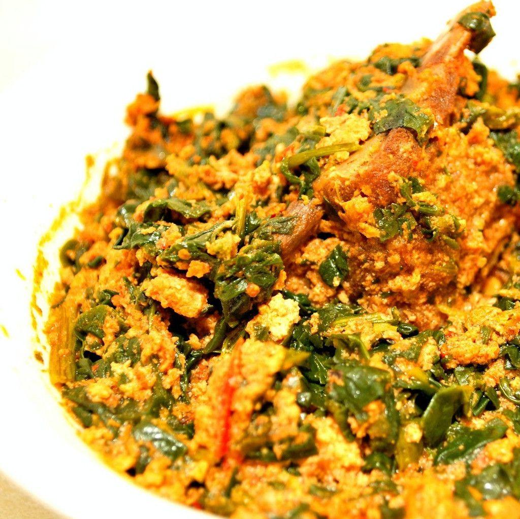 Three Litre Bowl of Sumptuous Nigerian Soup