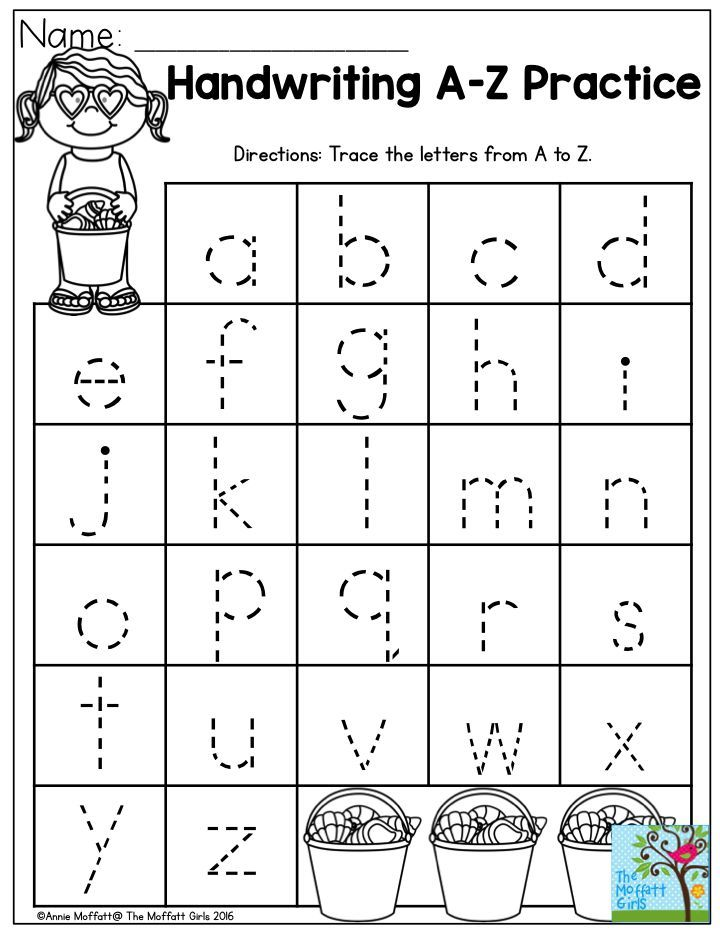 Summer Review Packets With Images Preschool Writing