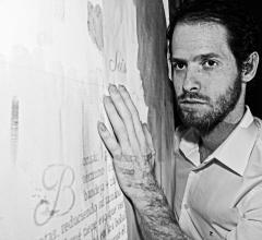 """Borja Castellano escritor de """"La vida epifita"""". Retratado por el fotógrafo Demian Ortiz, para """"Perdidos. Un lugar para encontrar"""".                                          #fotografía #foto #retrato #fotógrafos #PerdidosUnLugarParaEncontrar #photo #photography #portrait #photographers #b&n"""
