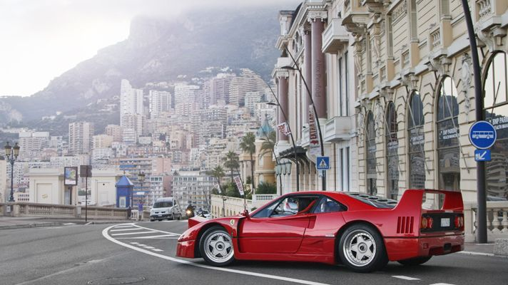 Gallery Welcome To The Supercars Of Monaco Bbc Top Gear Australia Sports Cars Luxury Dream Cars Ferrari F40