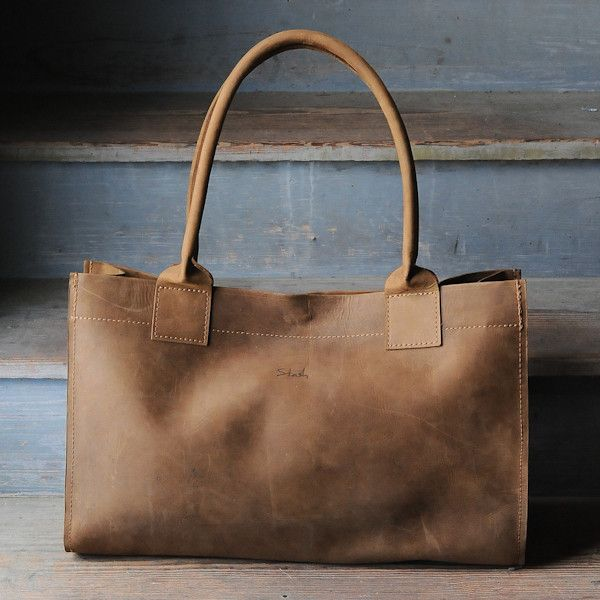 Market Leather Made In Texas By Stash Co Love This Bag