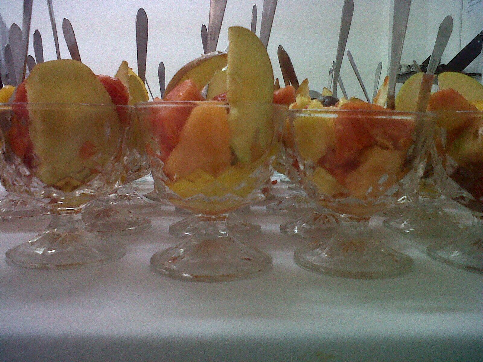 Ensalada d frutas !! Entrada