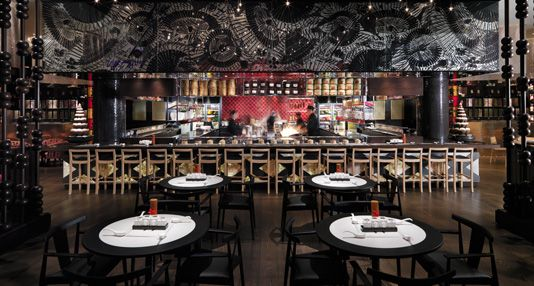 Sho Noodle Bar Asian Cuisine Crown Melbourne Chinese