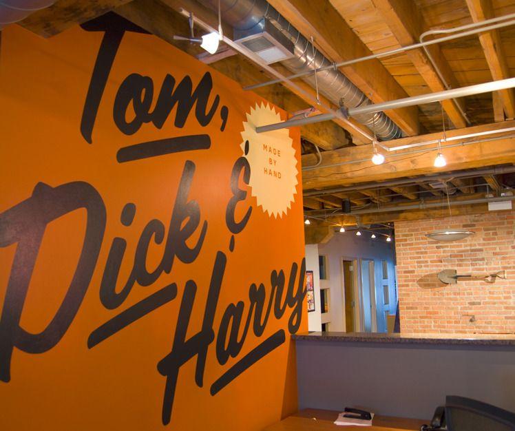 dick advertising Tom chicago harry