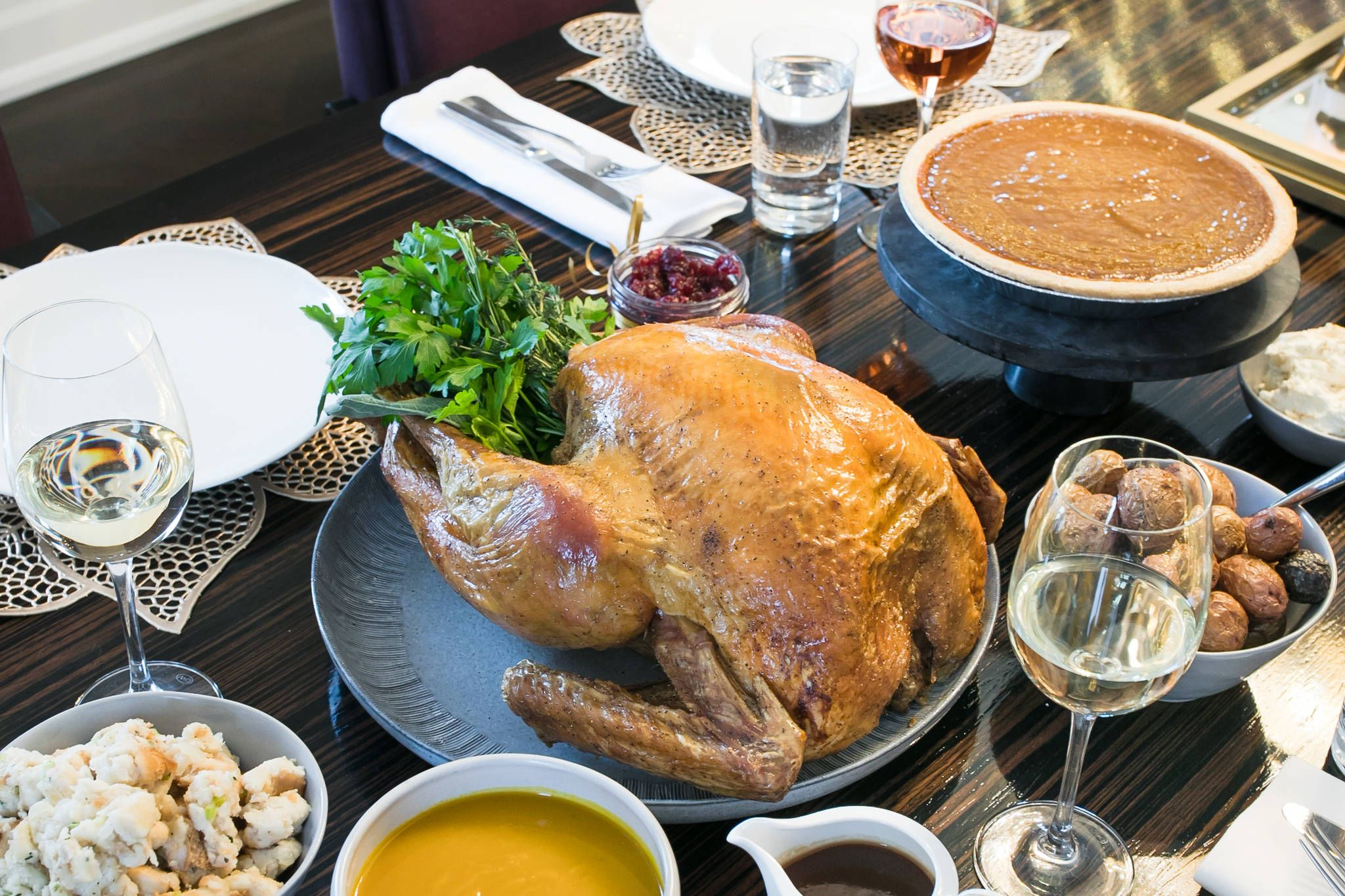 15 Takeout And Delivery Options For Thanksgiving Dinner In Toronto In 2020