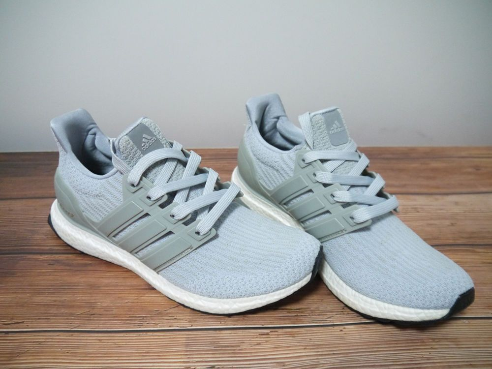 294d9ea875dc3 Brand New Size 10 DS Adidas Ultra BOOST 4.0 Grey -Two (BB6167) Men s  Sneakers  fashion  clothing  shoes  accessories  mensshoes  athleticshoes  (ebay link)