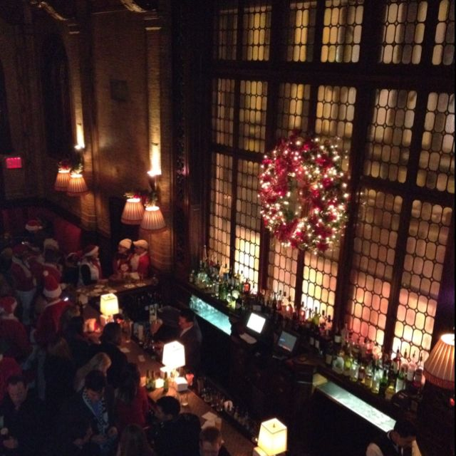 The Campbell Apartment Favorite Bar In Grand Central Station Nyc