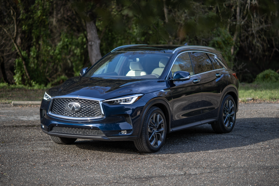 2020 Infiniti Qx50 Review A Good Value Made Better In 2020 Infiniti Turbo System Luxury Suv