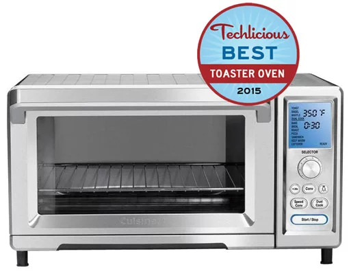 The Best Toaster Oven Techlicious In 2020 With Images Toaster Oven Best Convection Toaster Oven Toaster