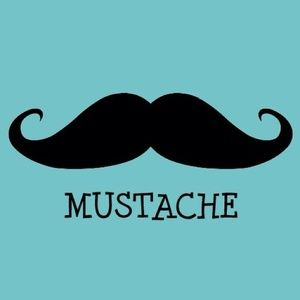 cute mustache wallpaper tumblr images pictures becuo