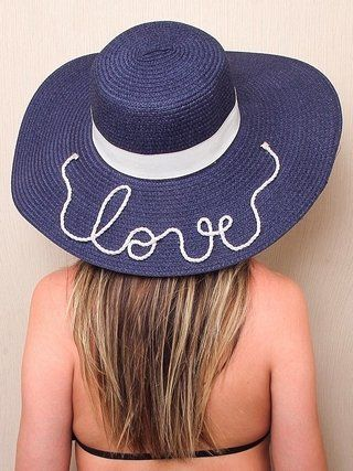 Chapéu de Praia Summer Feeling - 21663 - loja online  f771b7d5198