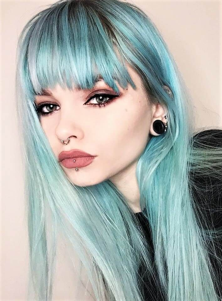 35 Edgy Hair Color Ideas To Try Right Now Hair Pinterest Edgy