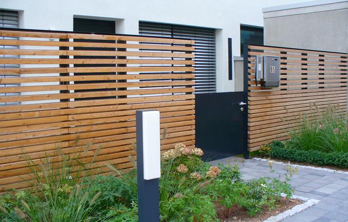 sichtschutzw nde f r terrassen von gerhardt braun garten. Black Bedroom Furniture Sets. Home Design Ideas