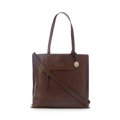 5fe6d4f90c59 Fiorelli Chocolate  Tristen  tote bag