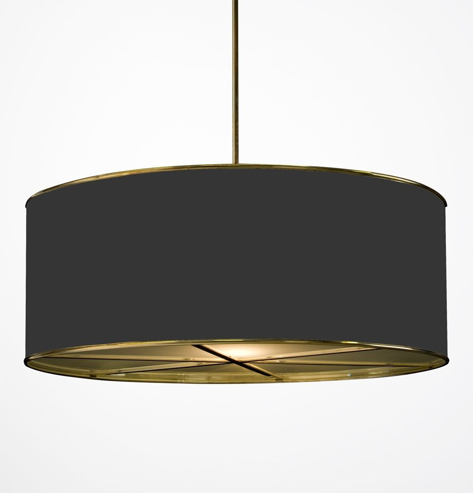 Large drum ceiling light shades creativechairsandtables