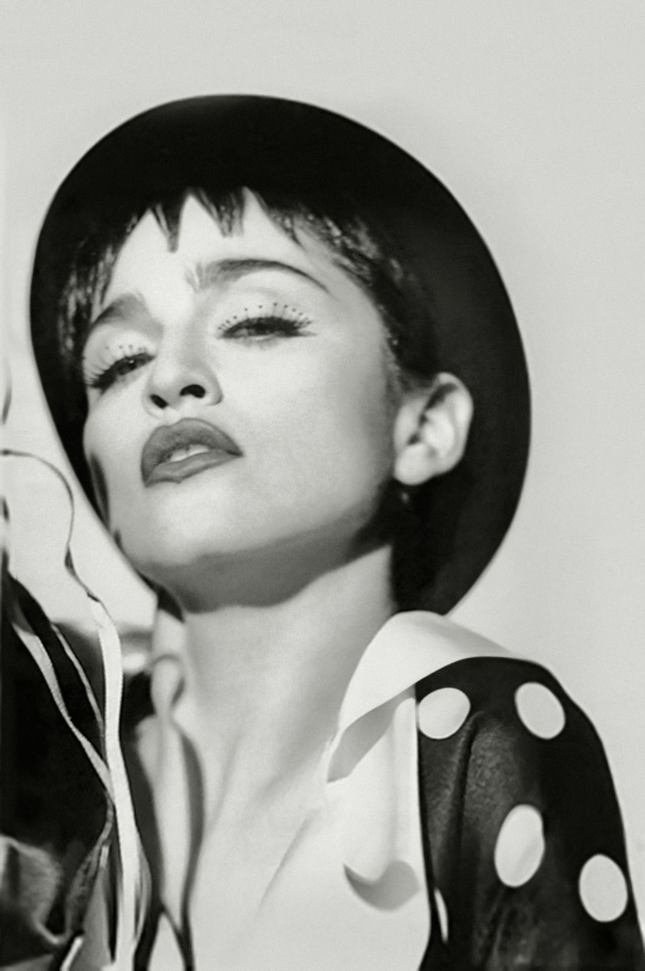 madonna herb ritts �the immaculate collectionquot 1990