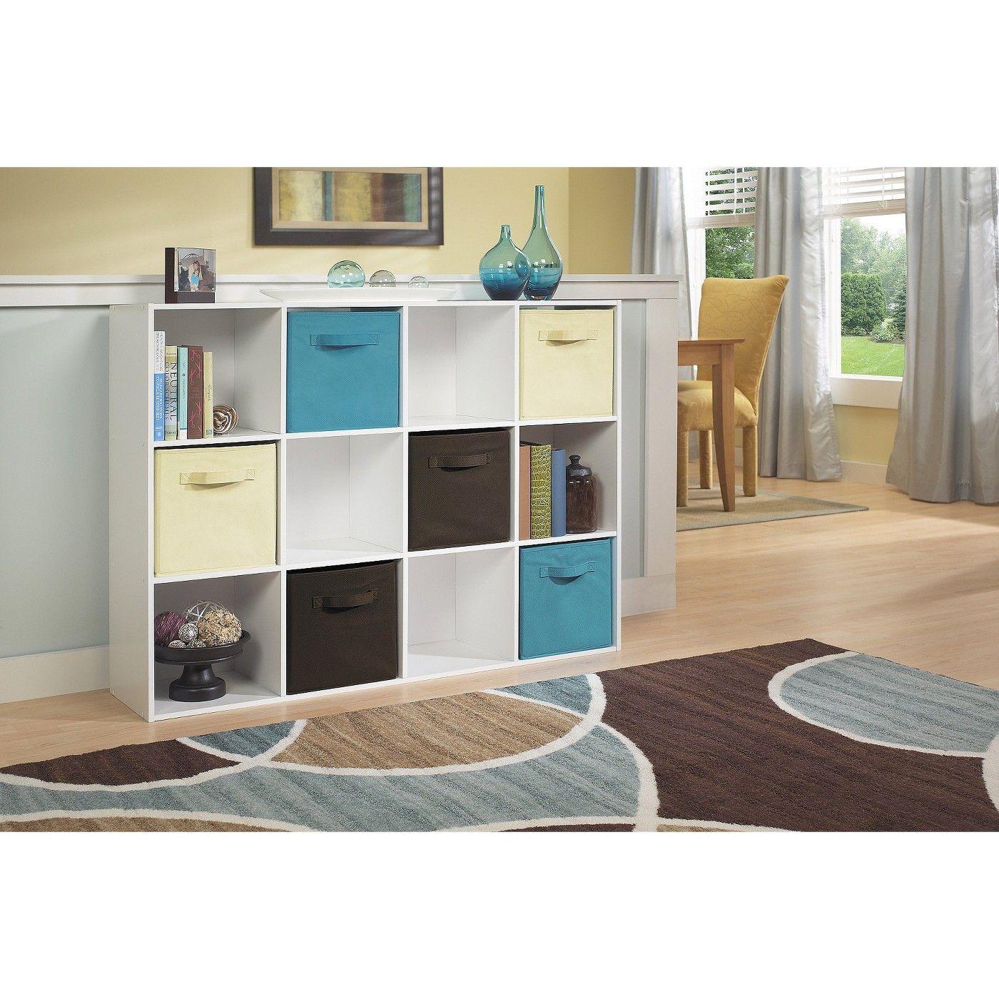 Closetmaid Cubeicals 12 Cube Organizer Shelf White New Apartment