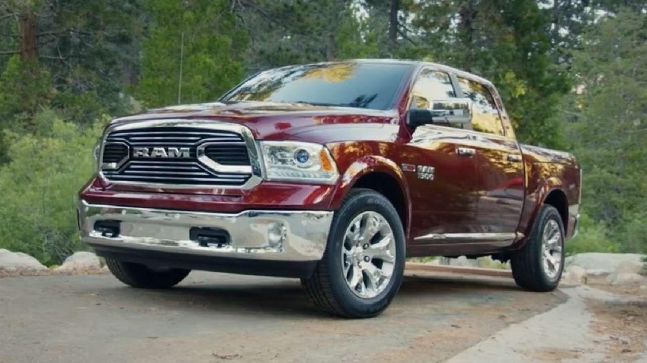 2017 Ram 1500 EcoDiesel Overview 2017 ram 1500, Dodge