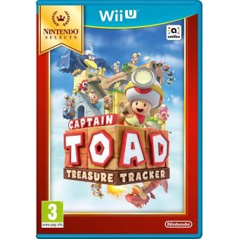 Captain Toad Treasure Tracker Nintendo Selects Wii U Magasin De Jeux Wii U Jeux