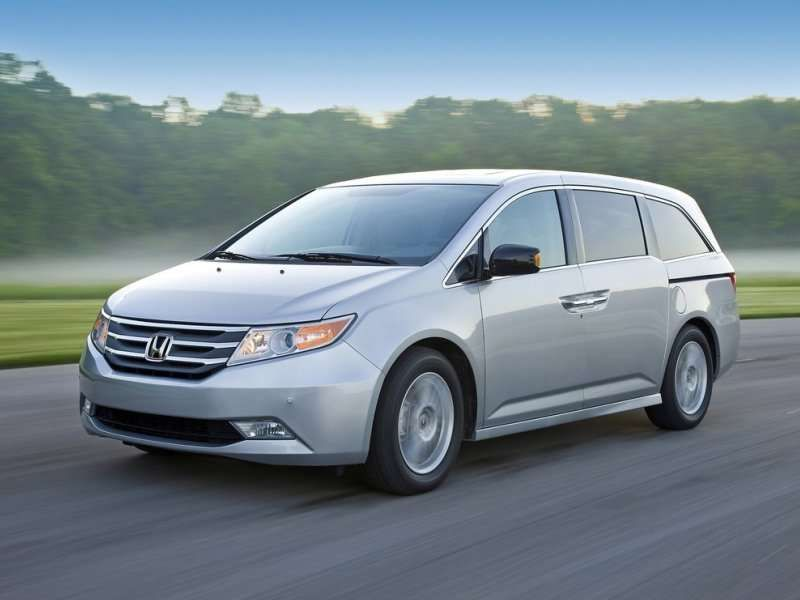 8 Best Used Minivans Honda Odyssey 2008 Or Newer