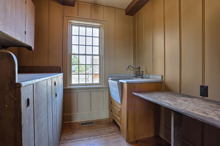 Classic Colonial Homes Interior Laundry Room Dream Home