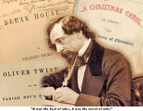 Charles Dickens ~ English writer and social critic who is generally regarded as the greatest novelist of the Victorian period and the creator of some of the world's most memorable fictional characters.