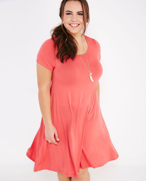 Plus Size T-Shirt Swing Dress | Wet Seal Plus | Dresses + ...