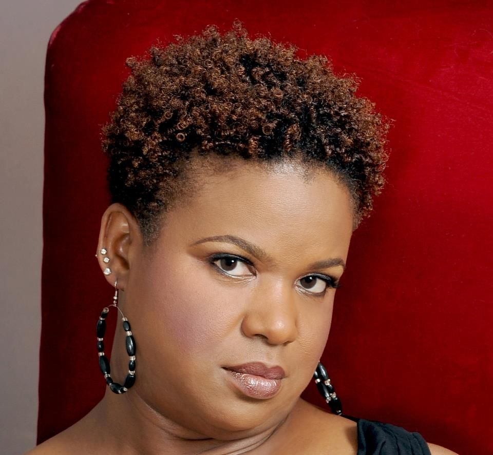 Google Image Result For Http Blackwomennaturalhairstyles Com Wp Cont Short Hair Styles For Round Faces Short Hair Styles African American Natural Hair Styles