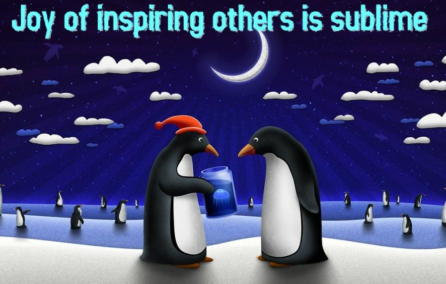 Inspiration is the best gift you can give to someone. Explore the highs of inspiring others at http://getechoed.com/