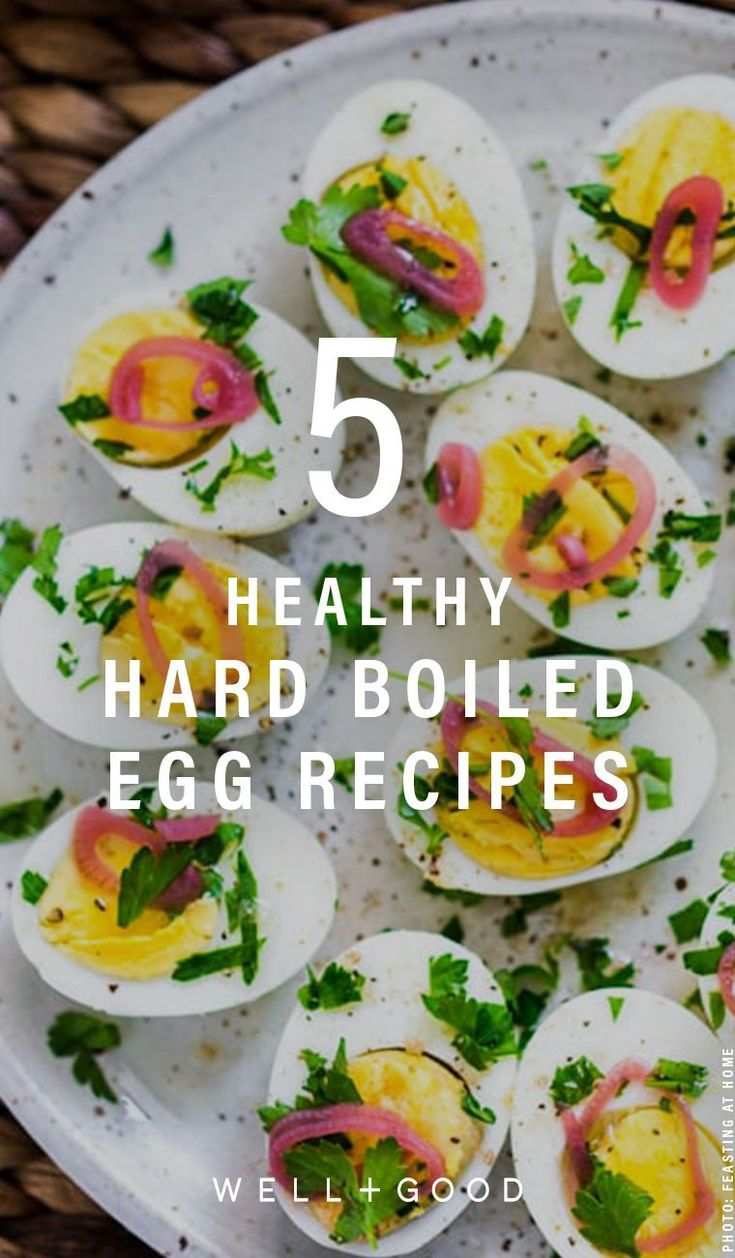 Hard boiled eggs are perfect for meal prep—here's how to make them more fun to eat