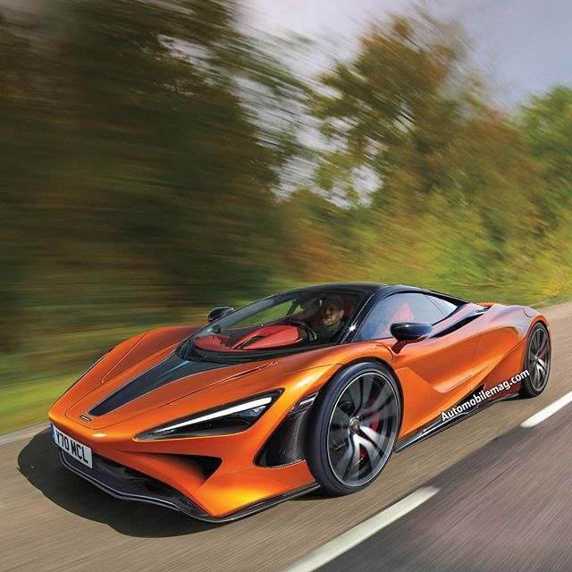 The McLaren Speedtail Will Be One Of The Most Powerful