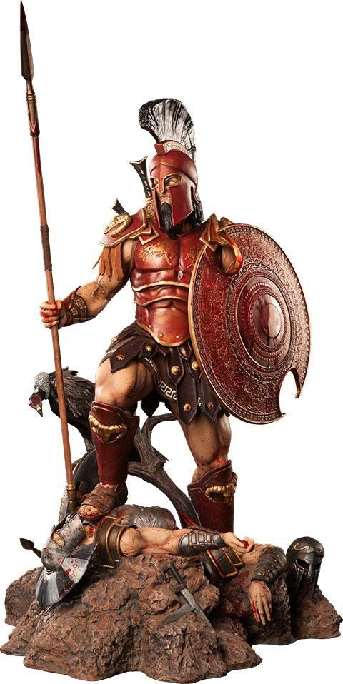 Action Figures Ares Greek Warrior God Of War Greek God Of War