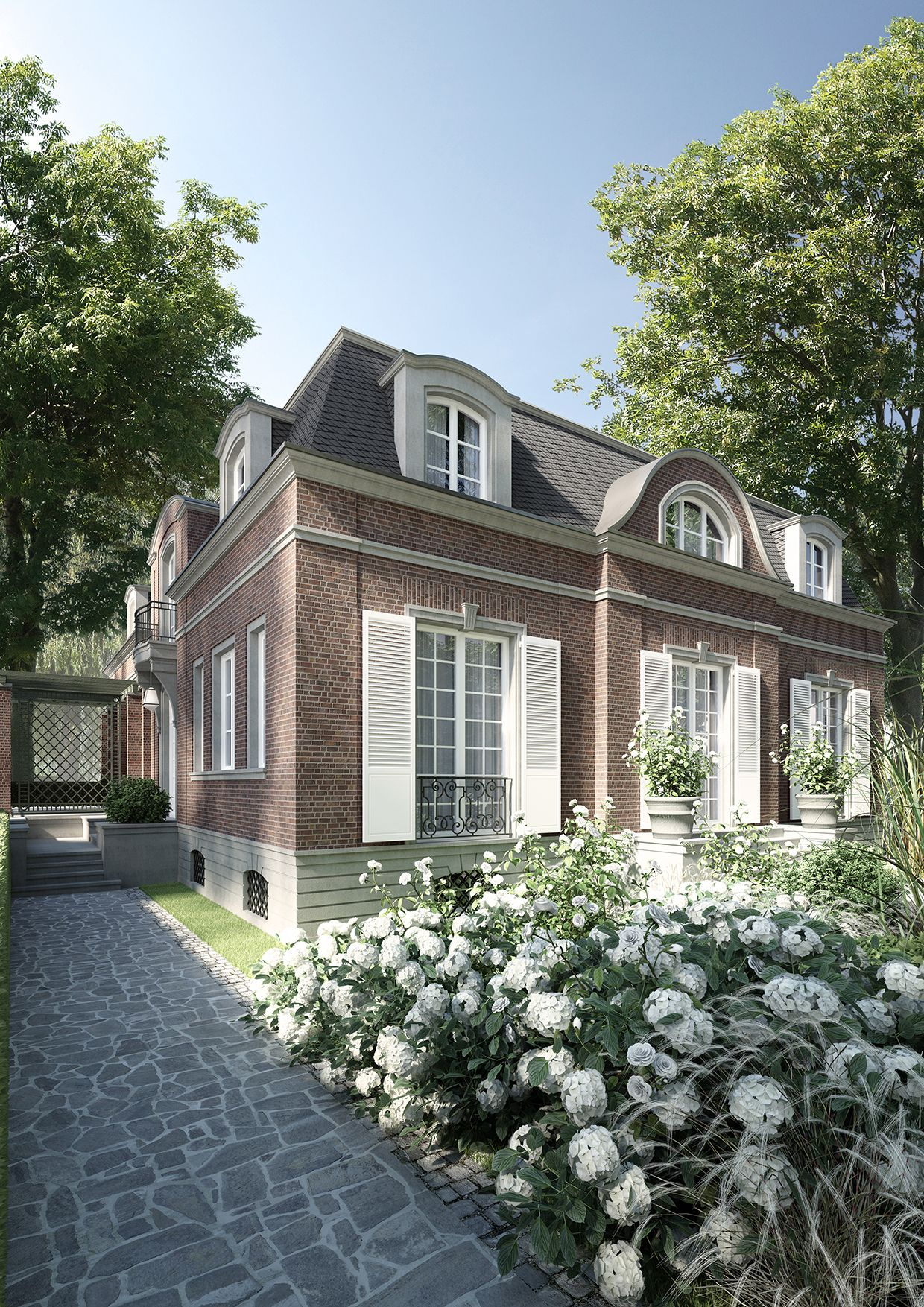 Villa in hamburg projekte pinterest architektur for Architektur 30er