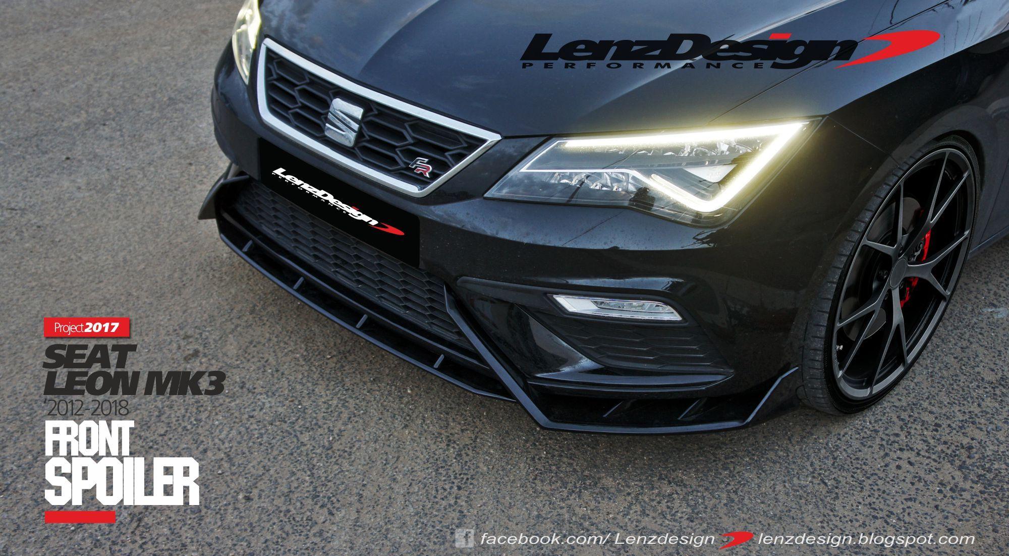 Pin Von Lenzdesign Bodykits Snorkels Auf Seat Leon Mk3 5f Lenzdesign Bodykit 2012 2019