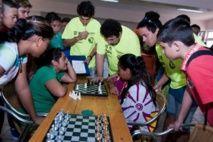 Jeu d'échecs : un stage pour devenir initiateur fédéral
