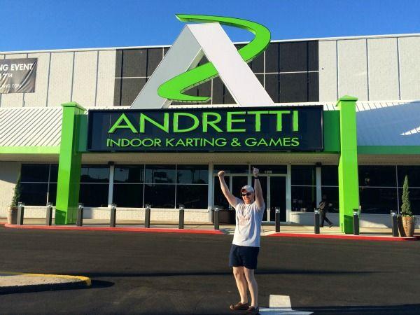 Go Karts Atlanta Ga >> Live The Kart Life With Andretti Indoor Karting Atlanta