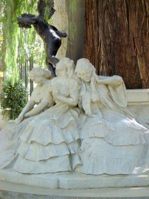 Spanish Impressions: Parque de María Luisa in Seville