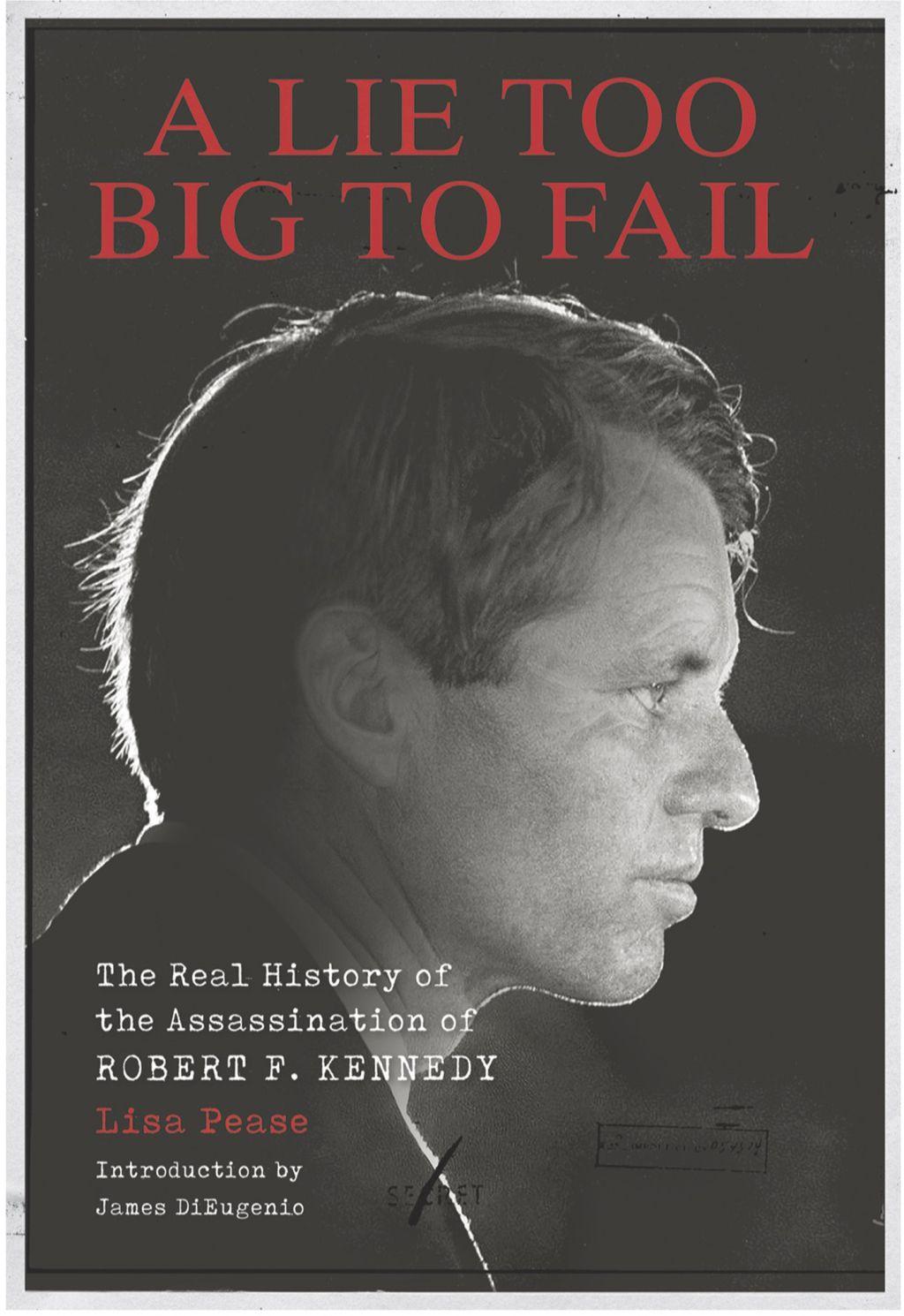 A Lie Too Big To Fail Ebook Jfk Kennedy Assassination Jfk Assassination